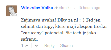 Startupy, ktere maji zaruceny potencial
