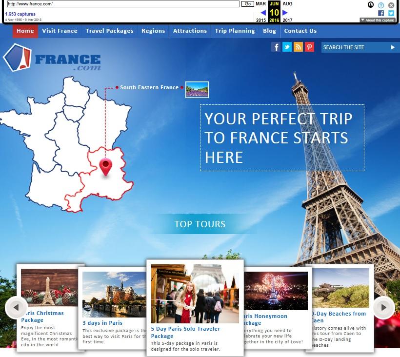 Francouzský soud na?ídil p?evod domény France.com Francii, bývalý vlastník se chce soudit