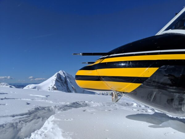 Trip report: Mike Wiegele helicopter skiing