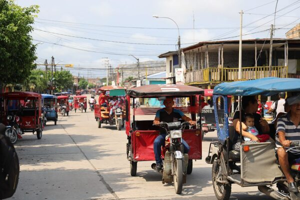 Cestování tak trochu jinak aneb v chudinských ?tvrtích Iquitos