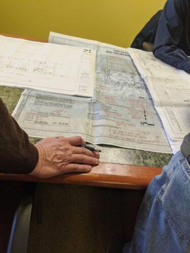 Posledni upravy pred vydanim stavebniho povoleni na sklady